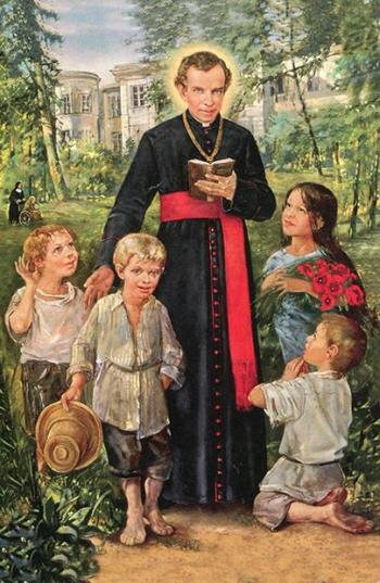 felinski z dziecmi