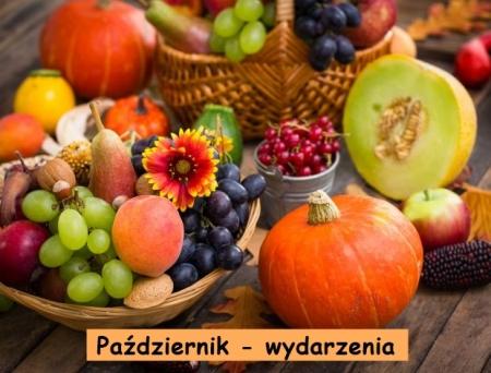 Październik - wydarzenia