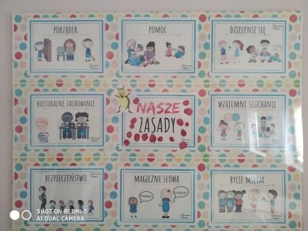 Początek nowego roku przedszkolnego w Pięciolatkach - Żuczkach