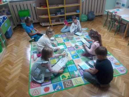 Początek nowego roku przedszkolnego w Zerówce